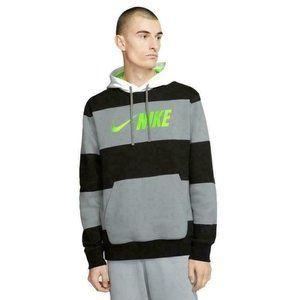 Nike Sweatshirt Men's Air Max 90 Club Hoodie Black